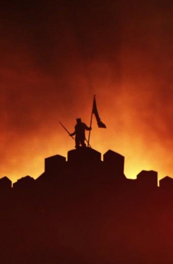 La chute de Constantinople