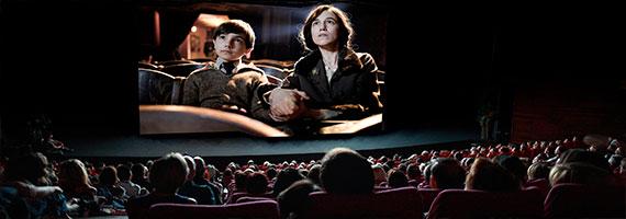 projection de films